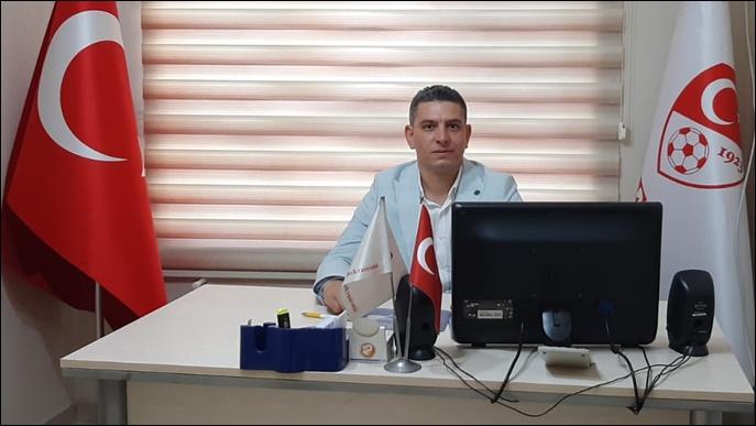 Şanlıurfa İl Hakem Kurulu Başkanı Hasan Keser Oldu