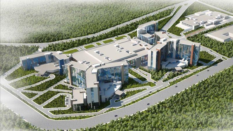 Şanlıurfa Şehir hastanesi 2021 yatırım listesinde