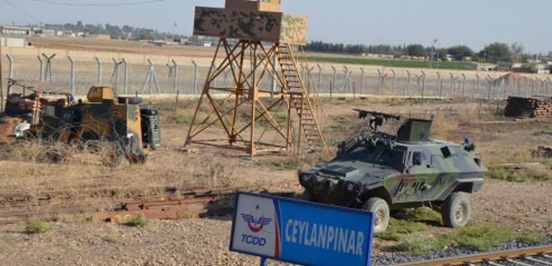 Şanlıurfa Sınırında Karakola Saldırı: Misliyle Karşılık Verildi
