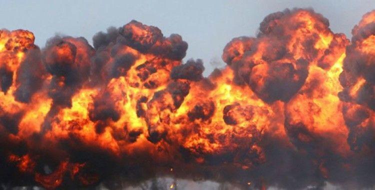 Şanlıurfa sınırında bomba yüklü araç patladı! 2 ölü, 3 yaralı