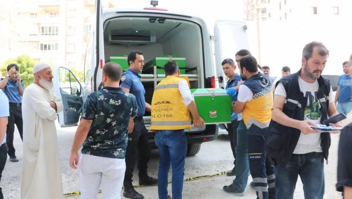 Şanlıurfa'da 1 işçi yaşamını yitirdi