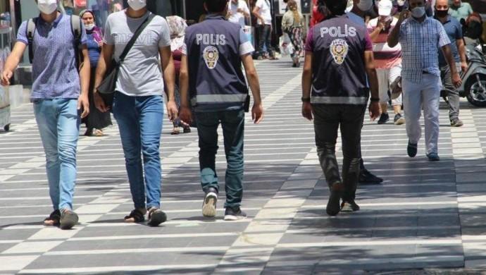 Şanlıurfa'da açık alan etkinlikleri yasaklandı