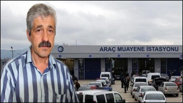 Şanlıurfa'da Araç Muayene İstasyonu Yetersiz
