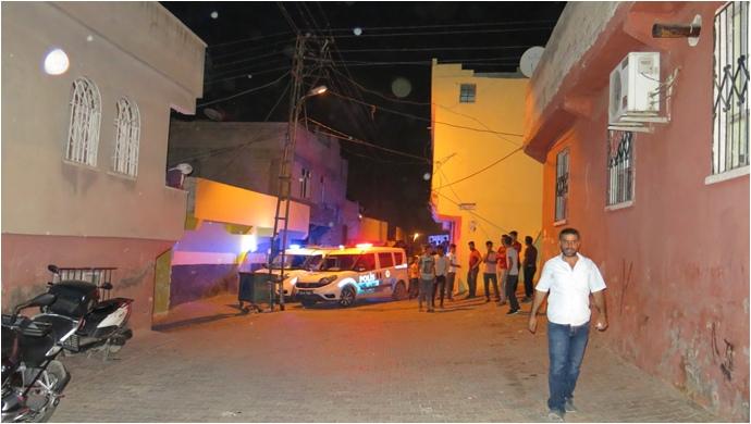 Şanlıurfa'da bıçaklı saldırı 1 yaralı