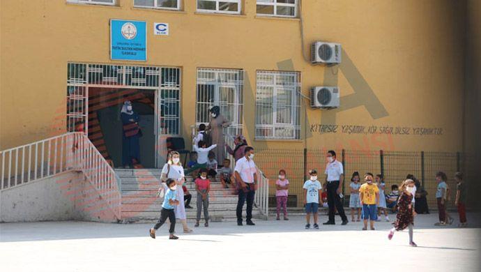Şanlıurfa'da bugün kaç öğrenci ders başı yaptı?
