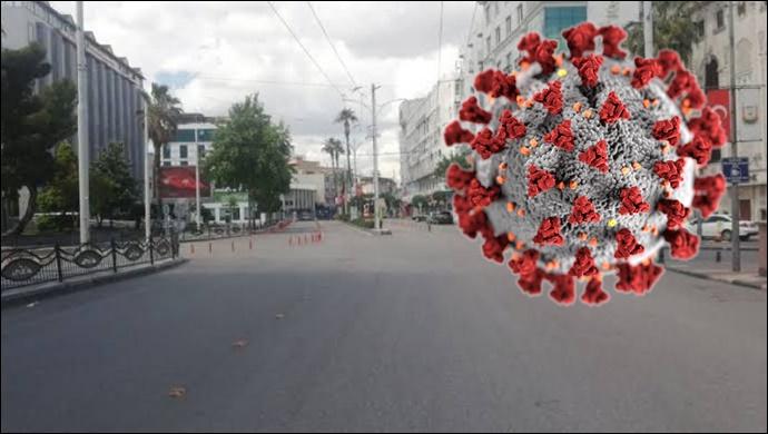 Şanlıurfa'da Cadde ve sokaklarda korona sessizliği!