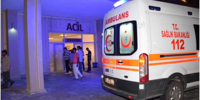 Şanlıurfa'da çöp kavgası: 3 yaralı, 8 gözaltı
