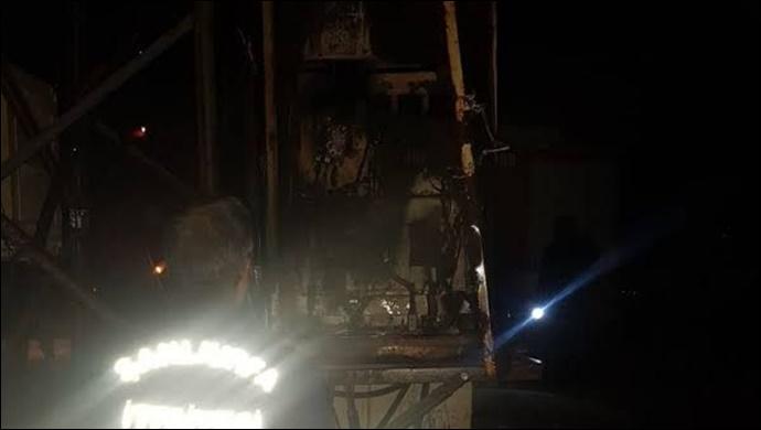 Şanlıurfa'da DEDAŞ'ın eski trafosu bomba gibi patladı