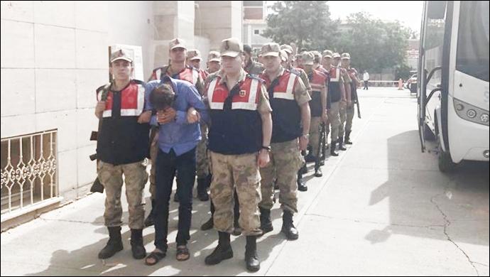 Şanlıurfa'da Dolandırıcılık operasyonu: 38 Gözaltı
