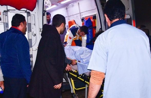 Şanlıurfa'da duvarın altında kalan çocuk öldü