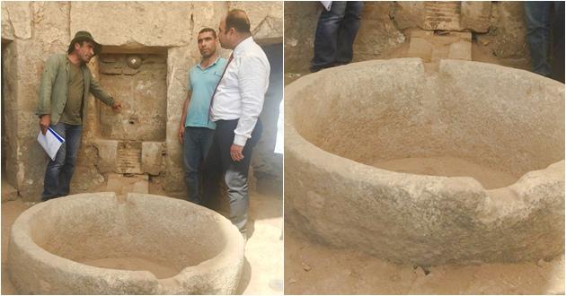 Şanlıurfa'da Emeviler Dönemi'nde Yapılan Tuvaletler Bulundu