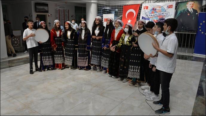 Şanlıurfa'da Erasmus Günleri Başladı