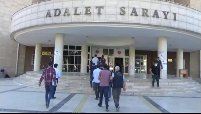 Şanlıurfa'da FETÖ/PDY Operasyonu: 6 Tutuklama-(VİDEO)