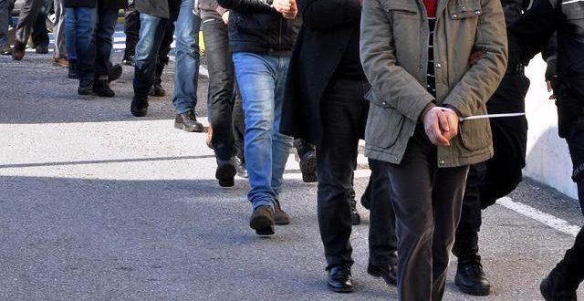 Şanlıurfa'da Joker Operasyonu: 24 Tutuklama