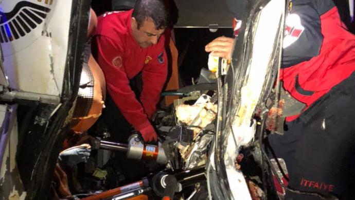 Şanlıurfa'da Kazada ölen 3 çocuk Van'da defnedilecek