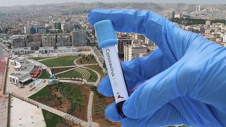 Şanlıurfa'da koronavirüs vakaları artıyor