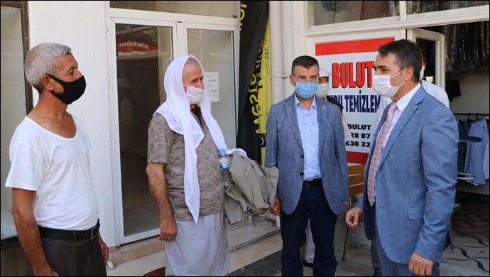 Şanlıurfa'da Koronavirüse Karşı En Kapsamlı Denetim Başladı-(VİDEO)