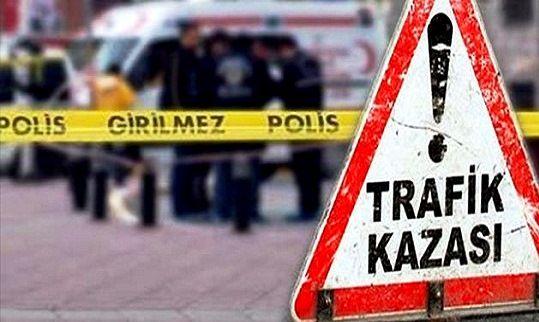 Şanlıurfa'da Minibüs ile Hafif ticari araç Çarpıştı: 4 yaralı