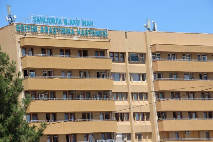 Şanlıurfa'da onlarca işçi yediği yemekten hastanelik oldu
