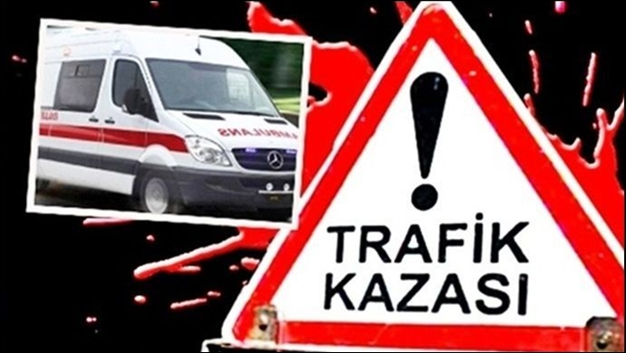 Şanlıurfa'da otobüsle motosiklet çarpıştı :1 Ölü