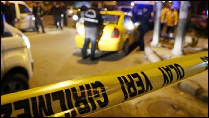 Şanlıurfa'da Otomobile Silahlı Saldırı