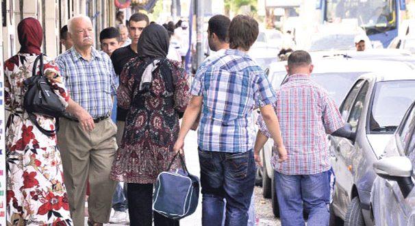 Şanlıurfa'da Suriye mahalleri kurulmaya başlandı