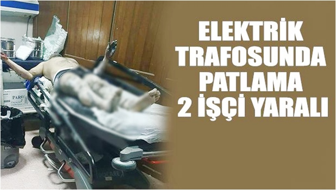 Şanlıurfa'da Trafo Patladı: Yaralılar Var
