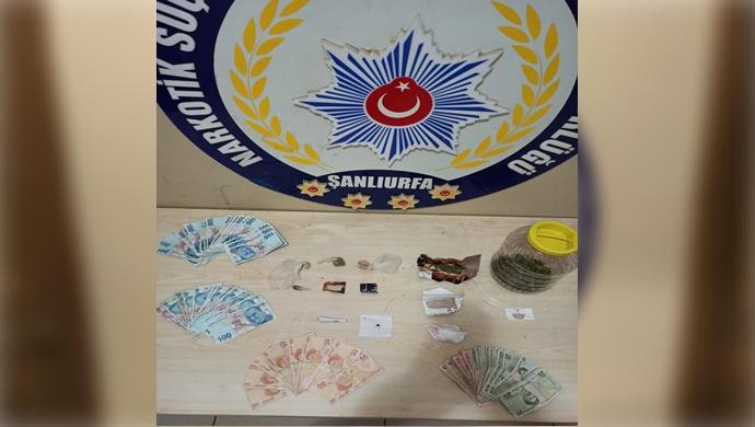 Şanlıurfa'da Uyuşturucu Satıcılarına Operasyon -(Video)