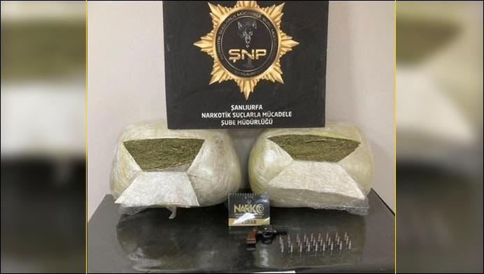 Şanlıurfa'da  uyuşturucu satıcılarına operasyon:Çok Sayıda gözaltı-(VİDEO)