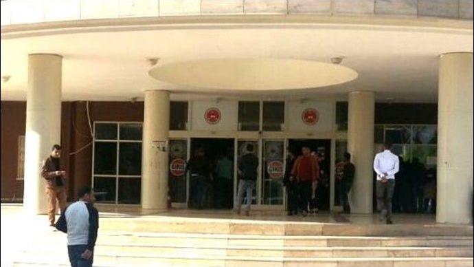 Şanlıurfa'daki DEAŞ operasyonu: 5 tutuklama-(VİDEO)