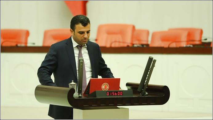 Şanlıurfa'daki İş Cinayetleri Meclis Gündemine Taşındı
