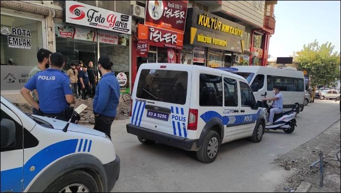 Şanlıurfa'daki kavgada bir kişi kaza kurşunu ile vuruldu