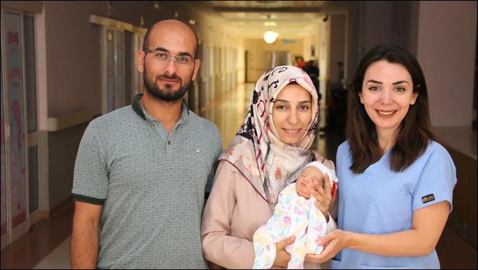 Şanlıurfa'daki Mücize Bebek Hayata Tutundu