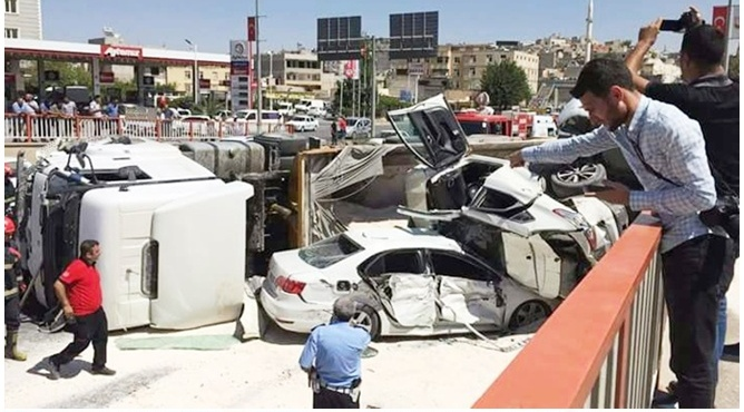 Şanlıurfa'daki TIR Kazasında Acı Haber !