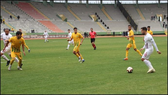 Şanlıurfaspor 0 - 1 İnegölspor-(Foto)