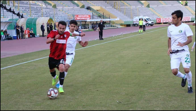 Şanlıurfaspor - Yeni Çorumspor: 0-2 (Fotolu)