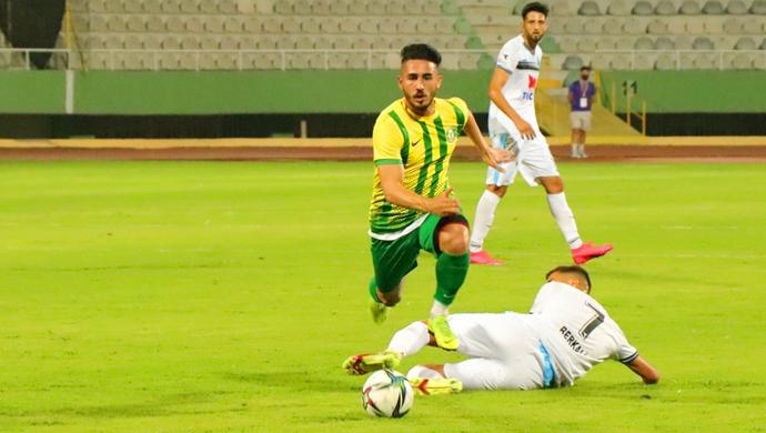 Şanlıurfaspor :3  Karacabey Belediyespor :2