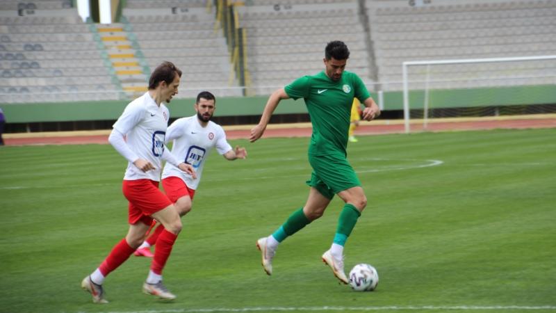 Şanlıurfaspor - Zonguldak Kömürspor: 3-0