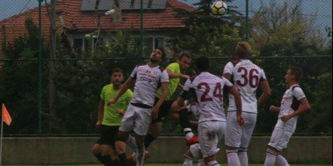 Şanlıurfaspor Düzcespor Maçı Kavga Nedeniyle Tamamlanamadı