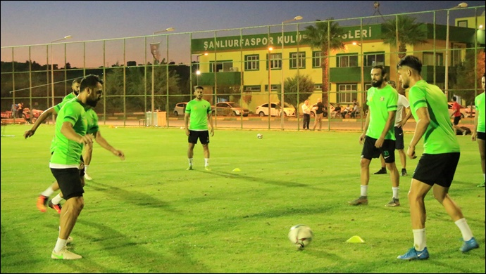 Şanlıurfaspor İlk Maça Hazır-(VİDEO)