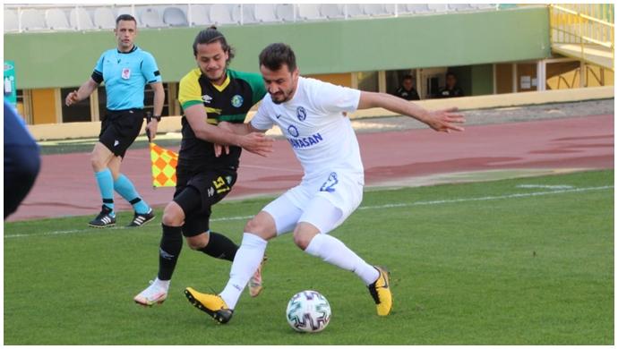 Şanlıurfaspor - Sarıyerspor: 1-2