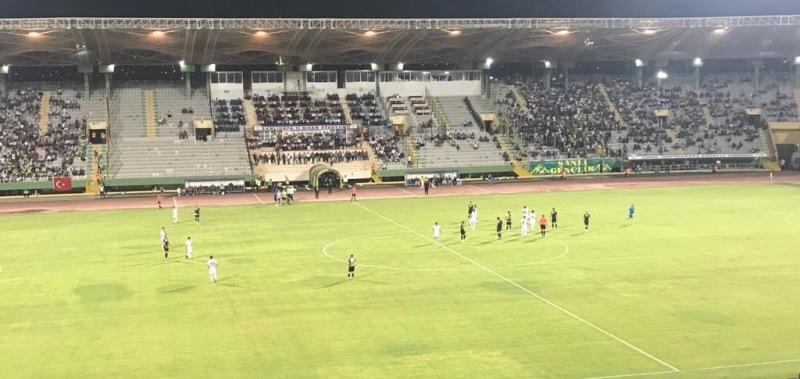 Şanlıurfaspor sezonun ilk maçında Fethiyespır 2-1 mağlup etti.