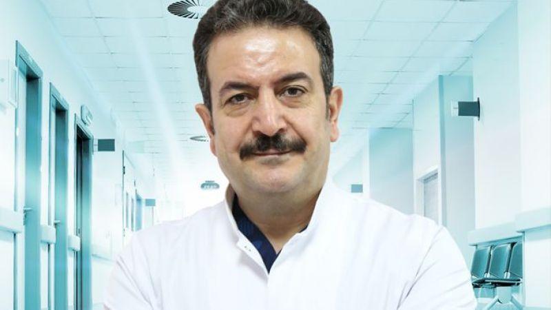 Şanmed Hastanesi Başhekimi Mardinli'nin acı günü