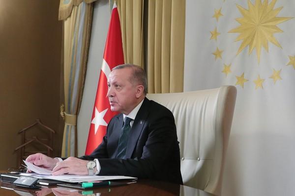 Savunma Sanayii İcra Komitesi, Cumhurbaşkanı Erdoğan'ın başkanlığında toplandı