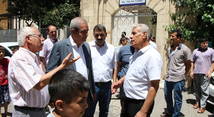 Selahaddin Eyyubi Mahalle Sakinlerinden Başkan Demirkol'a Teşekkür