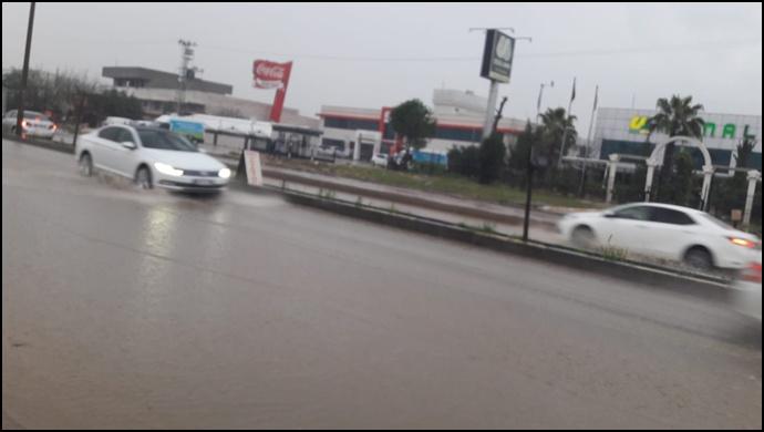 Şiddetli Yağış Etkisi