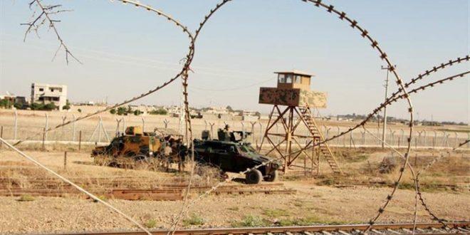Sınırdan Urfa'ya geçmeyen çalışan terörist yakalandı