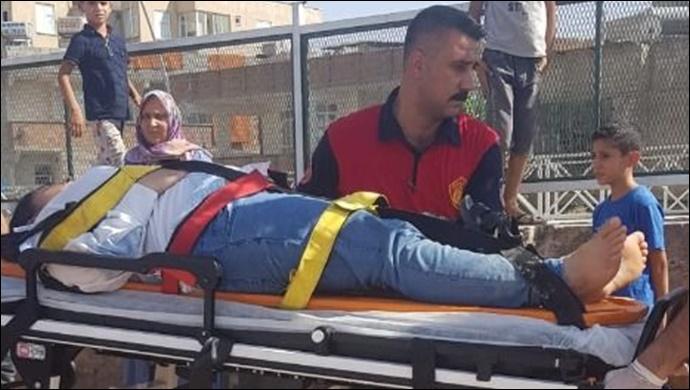 SON DAKİKA...Şanlıurfa'da LPG deposu bomba gibi patladı:Çok sayıda yaralı