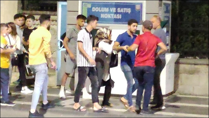SON DAKİKA...Şanlıurfa'da taciz iddiası ortalığı karıştırdı! Linç girişimi-(VİDEO)