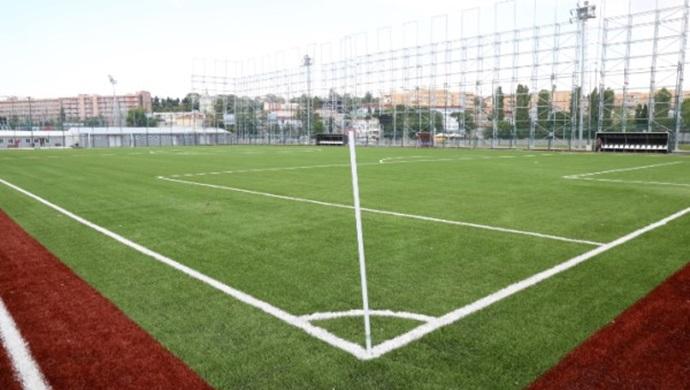 Statlar amatör futbola hazır
